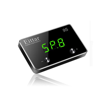 Pour TOYOTA VITZ 2010.12 + voiture style Automobile contrôleur d'accélérateur électronique voiture accélérateur de pédale de gaz Commander 9-Mode