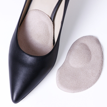 купить 1 Pair Non-Slip Arch Support Silicone Gel High Heel Insoles Pad Shoe Insert Insole Foot Care Forefoot дешево