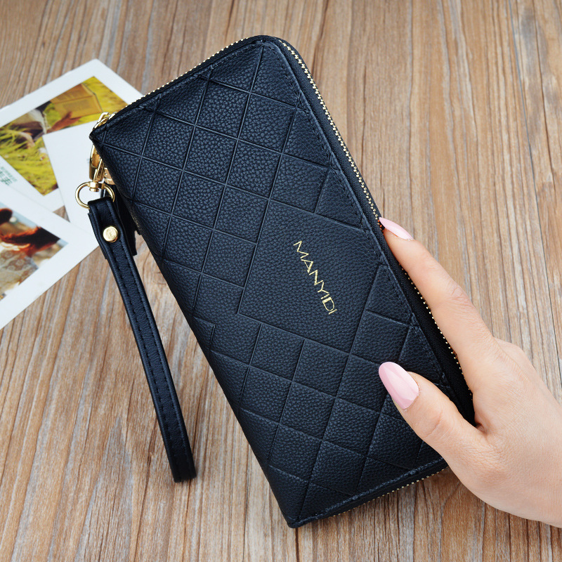 Women Long Clutch Wallet Large Capacity Wallets Female Coin Purse Lady Purses Phone Pocket Card Holder Moneybags Notecase Pouch pocket