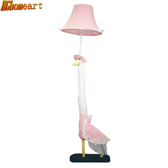 Beau Cute Bedroom Bedside Lamp Cartoon Childrenu0027s Room Floor Lamp Creative  Pastoral Lamp Personalized Modern Floor Lamp