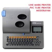 Линии марки принтера ПВХ трубки, принтер провода марки машины для кабельного принтера может соединение с ПК электронная наборная машина S 700