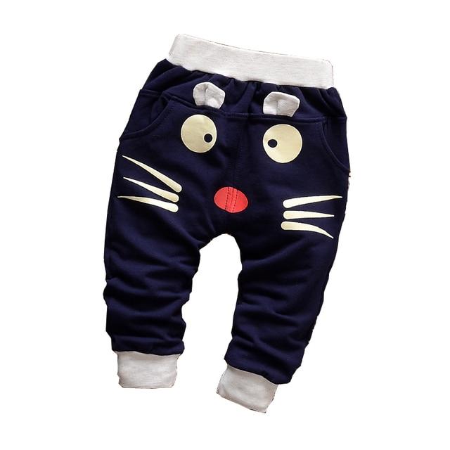 2016 Autumn Winter Baby Pants Kids Girl Boy Newborn Pants New 100% Cotton Baby Legging Ropa