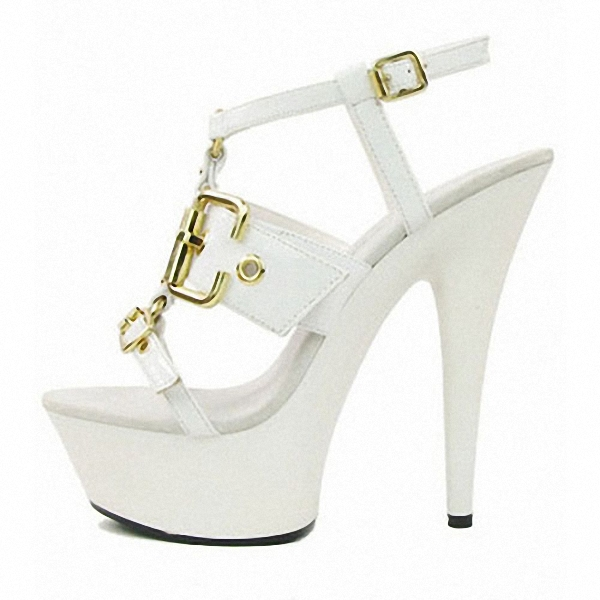 15cm Big yards for women's shoes tangerine fine with performance shows the joker photo shoes high heel sandals tangerine dream tangerine dream the dante song collection