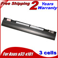 JIGU laptop battery For asus A31-X101 A32-X101 For EEE PC X101 X101C X101CH X101H Series 3 cells 2600mah 11.1v