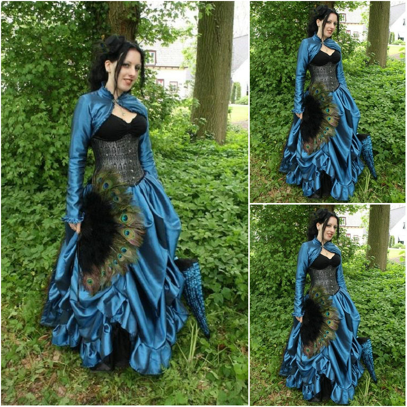 ᓂOn sale SC-214 Victorian Gothic/Civil War Southern Belle Ball Gown ...