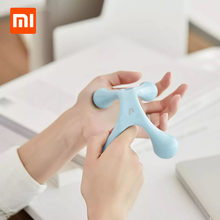 XIAOMI LeFan Small Claw Handheld Massager Mini Massager Release fatigue Massage Light Easy Blood Circulation(China)