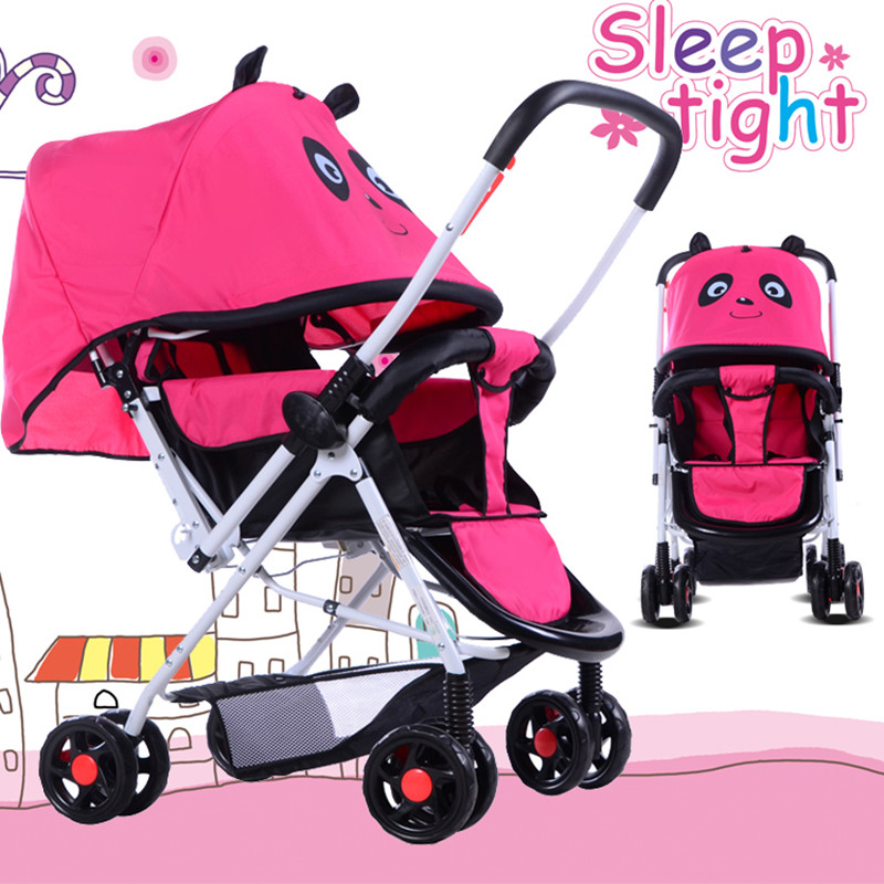 The pram maternal and child supplies a undertakes the new hot style can sit can lie baby buggies car ambarish kumar rai maternal