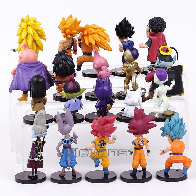 SPECIAL Dragon Ball 20 Piece Set! (5CM – 10CM)
