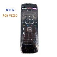 Mando a distancia XRT112 para Smart TV, mando a distancia de reemplazo con XRT-112 LED LCD, compatible con Amazon, Netflix y MGO, E241i-A1