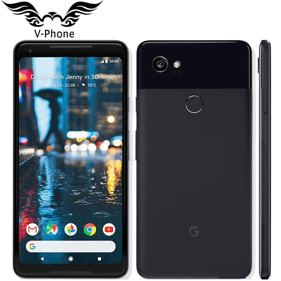 Versione originale DEGLI STATI UNITI Google Pixel 2 XL Android Del Telefono Mobile 6