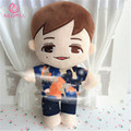 """[SGDOLL] 2017 Korea KPOP EXO Planet#2 Camouflage LAY XINGXING 10"""" Plush Toy Stuffed Doll Gift Fans Collection 16052705"""