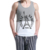 Camisolas de Alças Homens Colete Undershirt Verão Absorção Do Suor Alta Elástica de Fitness Musculação Camisas Sem Mangas Muscle Tops