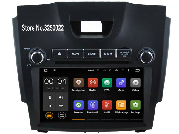 Android 7 1 font b Car b font Dvd Navi Player FOR CHEVROLET LTZ 2013 Colorado