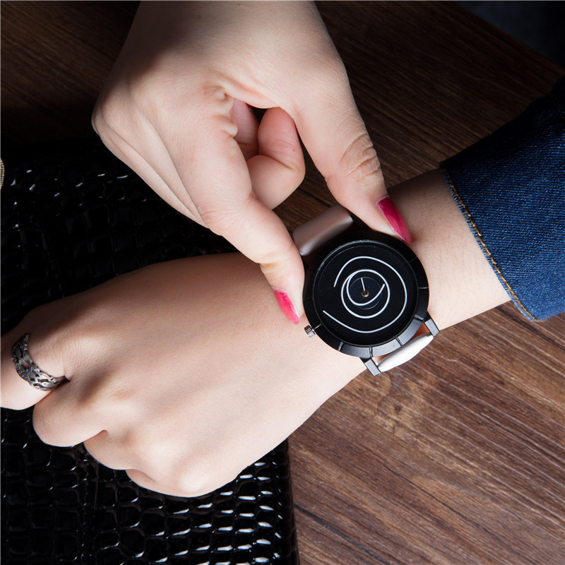 Cute Special Hands Wrist Watch Women Men Quart Watch Ladies Girls ...