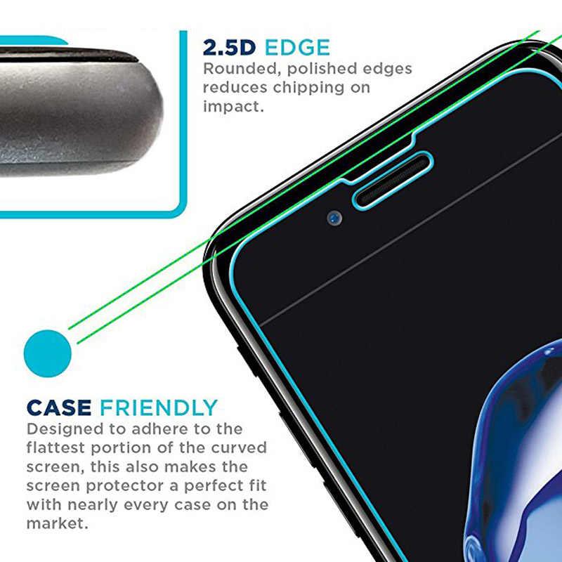 Protetor de Tela De Vidro Temperado para Xiaomi 9 Cafele 9t pro A1 5X mix2 2s nota redmi 7 8 pro K20 9H Dureza HD Limpar Vidro