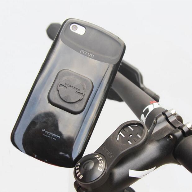 Bike Bicycle Stem Computer Mount GPS Bracket Phone Sticker Mount Cycling for GARMIN Edge 1000 800 500 Computers