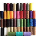 1set Mix 45 colors Cord Waxed Thread Wax Diy Bracelet Jewelry 260 meter/Spool Leathercraft Nylon waxing