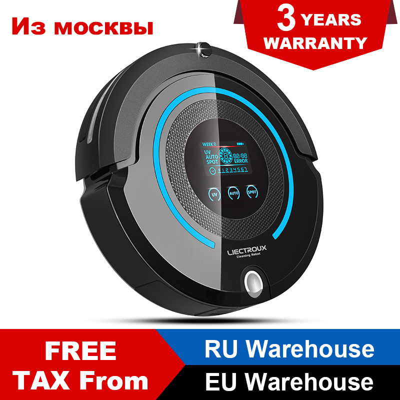 Liectroux A338 Multifunctional Robot Vacuum Cleaner