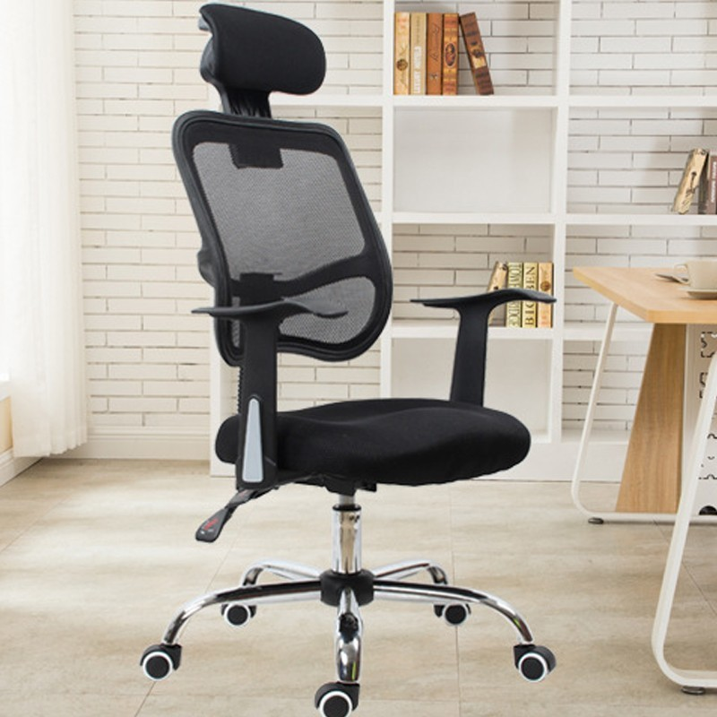 Computer Chair Household Office Netting Staff Chair Ergonomic Rotary Lifting Rotary Chair