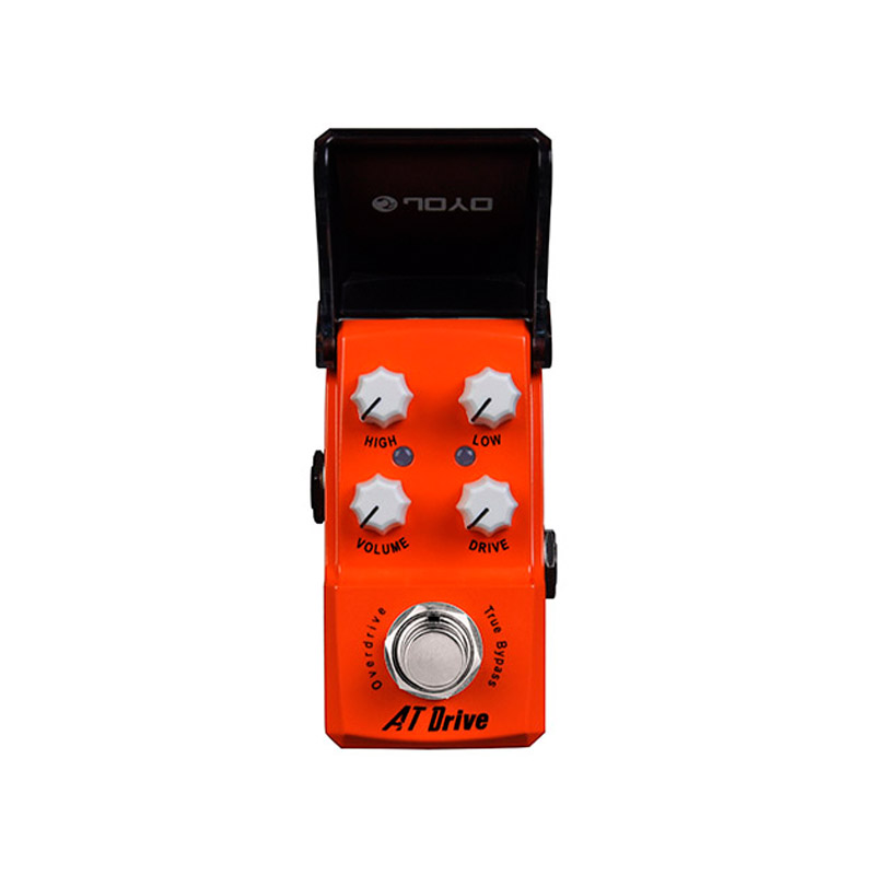 New Joyo Ironman Series JF-305 AT Drive(Overdrive )Mini Smart Effect Pedal free shipping free the power supply new lp2k series contactor lp2k06015 lp2k06015md lp2 k06015md 220v dc
