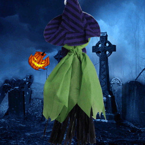 Image 5 - Halloween Ghost Hanging Decoration Indoor/Outdoor Specter Party Ornament Utility-in Party DIY Decorations from Home & Garden