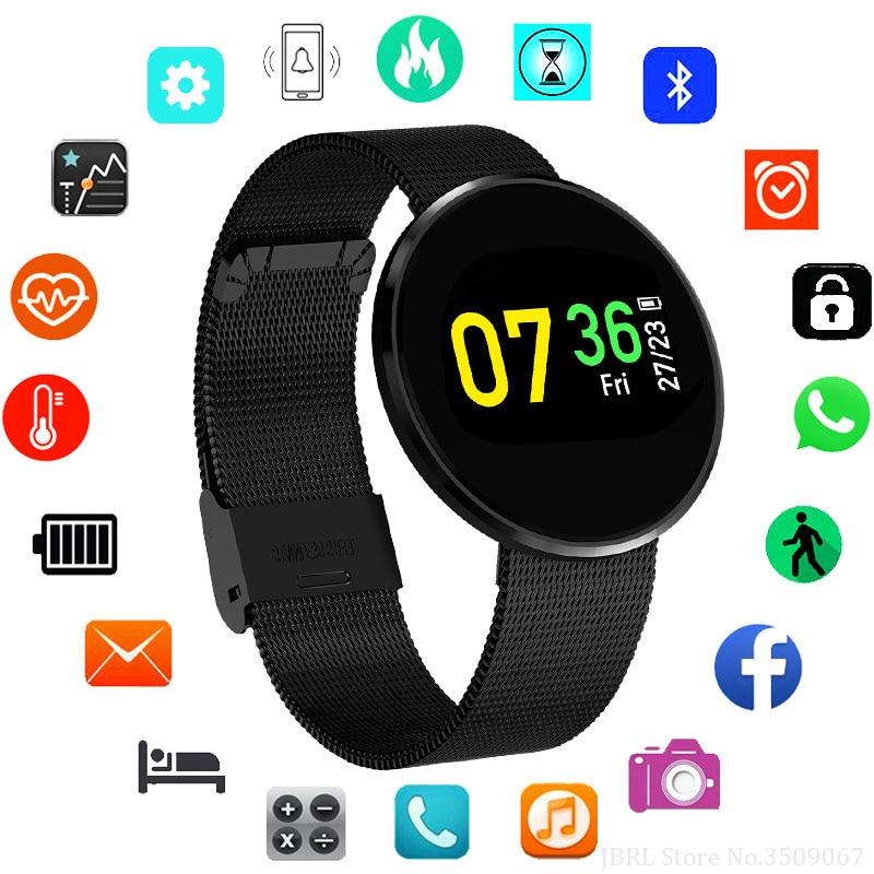 Sport montre intelligente femmes montres dames de luxe marque de mode Style montre-bracelet pour femmes horloge femme montre-bracelet Relogio Feminino