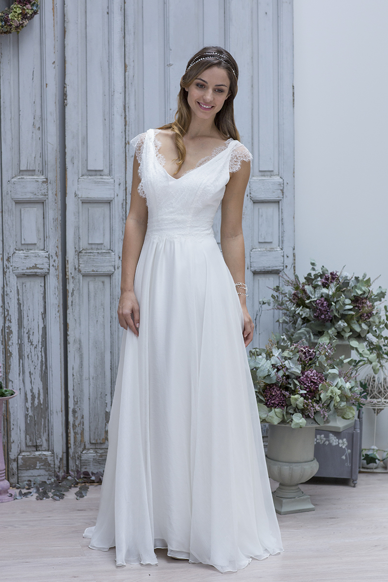 Popular informal wedding dresses buy cheap informal for Long sleeve casual wedding dresses