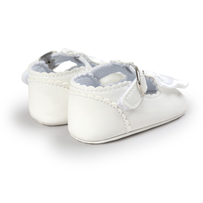 17 Fashion Kids Baby Girls Newborn Shoes PU Leather First Walkers Boots Cute Non-slip Shoes 11