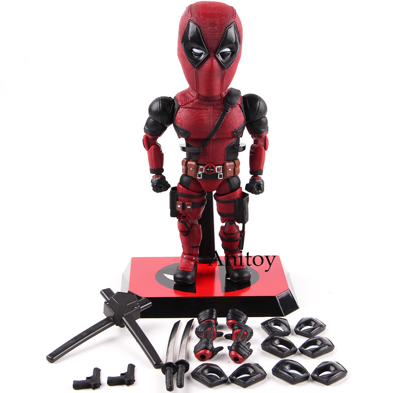Avengers War Infinity Deadpool Action Figure PVC Hot Toys Deadpool Mutation Arts Collectible Model Toy 17.5cmAvengers War Infinity Deadpool Action Figure PVC Hot Toys Deadpool Mutation Arts Collectible Model Toy 17.5cm