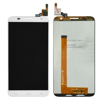 High Quality LCD Screen and Digitizer Full Assembly Lcd Replacement Glass For Alcatel One Touch Idol 2 S / 6050 / 6050Y /OT 6050