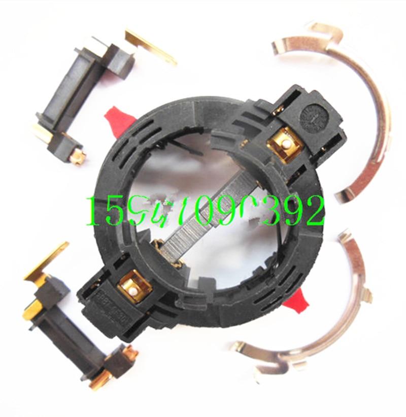 Carbon brush Plate holder for BOSCH 11250VSR GBH2-23REA GBH2200 GBH2-26D/DF 1199VSR GSB20-2RET 11250VSR GBH2-26DRE GBH2400 bosch gbh 3 28 dre