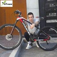New Brand Mountain Bike Carbon Fiber Frame 27 5 Inch Wheel Hydraulic Disc Brake M370 M610
