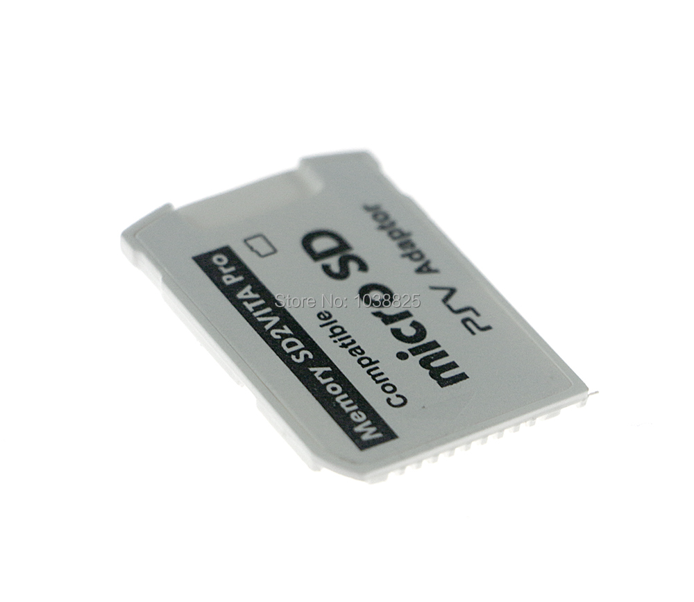 30pcs lot Version 5 0 SD2Vita For ps vita card PSVita Game Card Micro SD Adapter