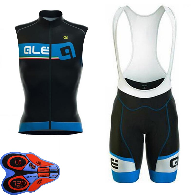 2018 Cycling Jersey Summer Team Vest Sleeveless Cycling Set Bike Clothing Ropa Ciclismo Cycling Clothing Sports Suit