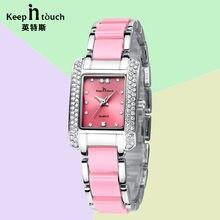 a7f64e8c000 Autêntica mulher selvagem relógios Senhoras relógio relógio de quartzo moda mulheres  relógio Casual Montre Femme Reloj