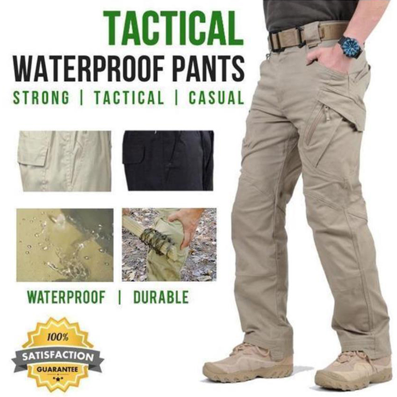 Competente Ix9 Militare Tattico Pantaloni Impermeabili Pantaloni Swat Combattimento Dell'esercito Pantaloni Per Gli Uomini Le Donne Molte Tasche Stretch Città Tattici Pantaloni Cargo