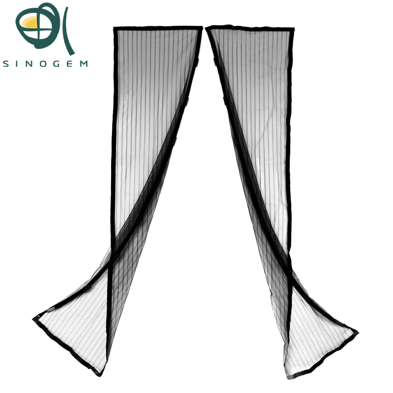 Amazing Summer Magnetic Mosquito Net Door Curtains Anti Insect Screen kitchen Door Curtain Fashion Mosquito Net Magnetic Curtain