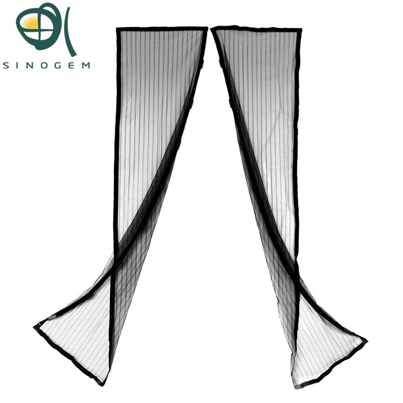Erstaunlich Sommer Magnetische Moskitonetz Tür Vorhänge Anti Insektenschutz küchentür Vorhang Mode Moskitonetz Magnetische Vorhang