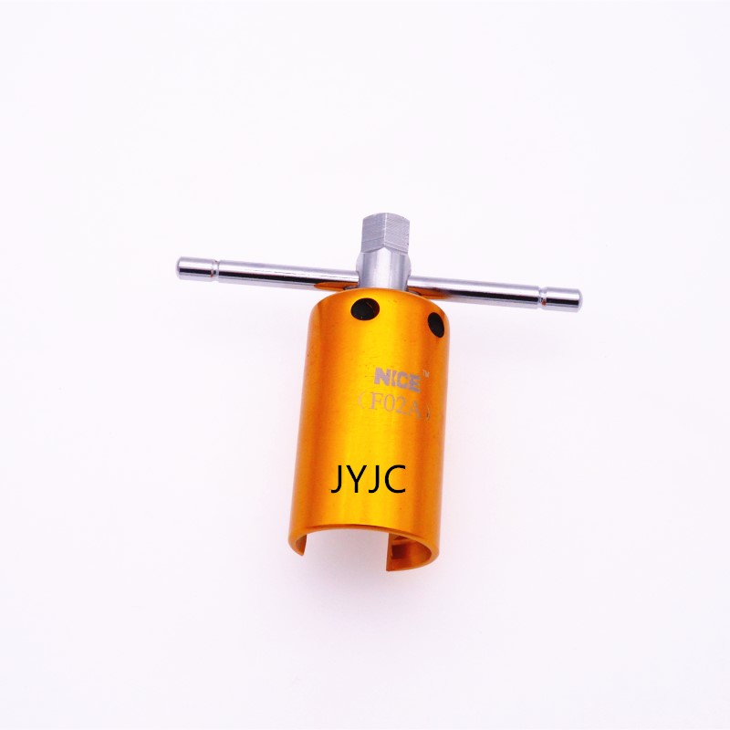 Image 3 - F02A Fuel Metering Unit SCV Valve Disassembly Dismantled Repair Common Rail Tool for BOSCH 818 Pump