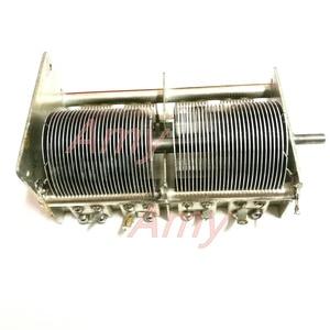 Image 3 - مكثف متغير مزدوج 33PF 1100PF مصنوع من السيراميك عالي السعة