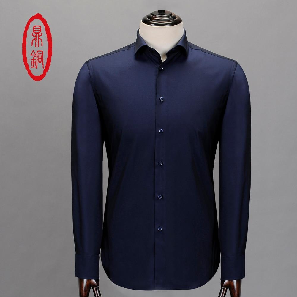 Silk Dress Shirts For Men Kamos T Shirt