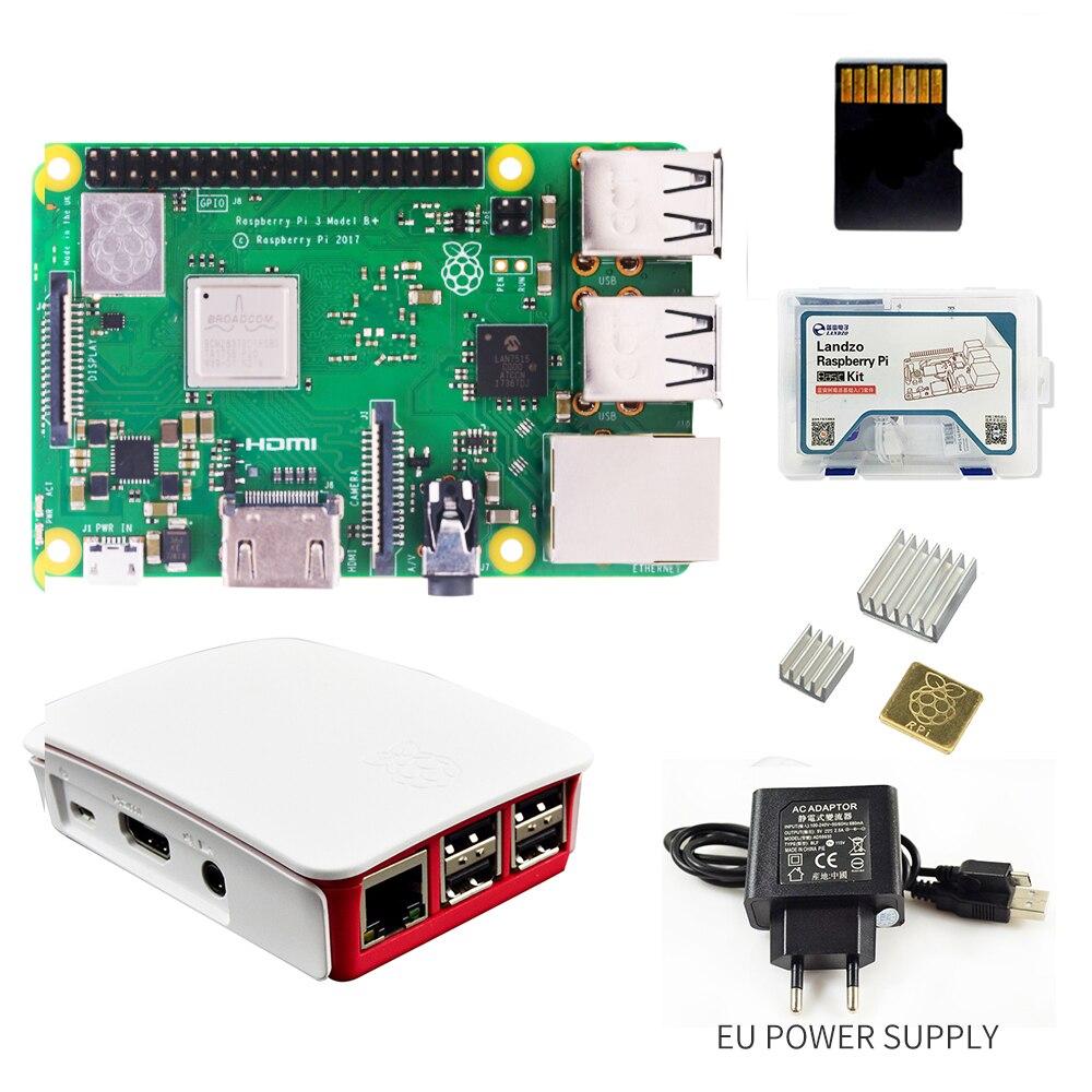 Framboise Pi 3 modèle B + framboise Pi framboise Pi3 B Plus Pi 3 Pi 3B avec WiFi & Bluetooth