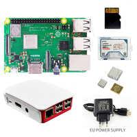 Raspberry Pi 3 Model B + Raspberry Pi Raspberry Pi3 B Plus Pi 3 Pi 3B With WiFi & Bluetooth