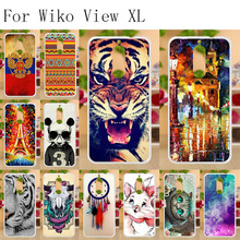 Anunob For Coque Wiko View XL Case 5.99