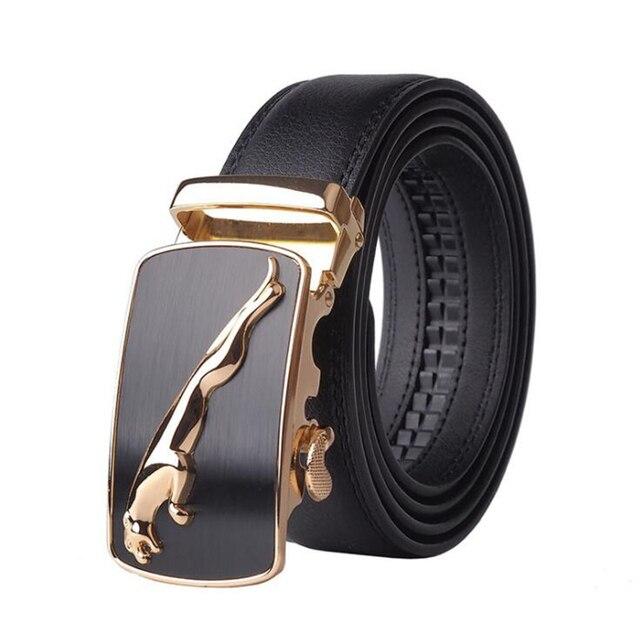 Automatic Buckle Jaguar Belt 6