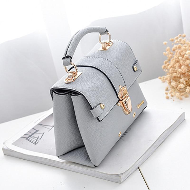 capa dura faminly feminino ombro Women Fashion Handbag : Cell Phone Pocket Solid Bag