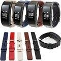 Замена Подлинная Кожаный Ремешок для часов ремешок для Huawei Talkband B3 Часы