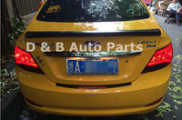 Free Shipping New Arrived Hyundai Accent Verna 2013 Led Tail Lamps Led Rear Lights Led