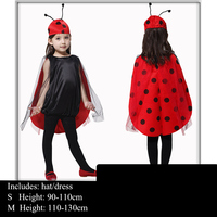 Children S Dress Ball Costume Bee Bees Insect Cos Fu