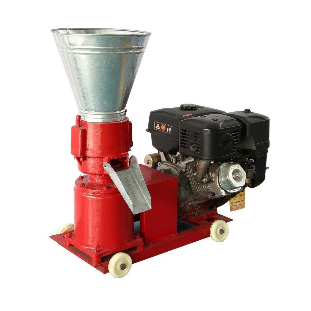 FREE EXPRESS To Door KL150A 8hp Gasoline Pellet Mill Making Machine